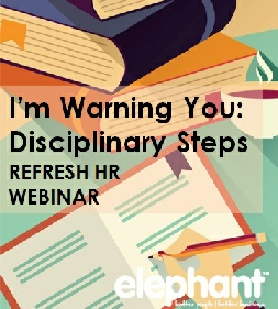 Disciplinary and Dismissal Procedures