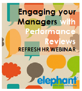 Engaging Managers in Performance Reviews